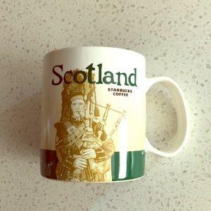 Scotland Starbucks mug